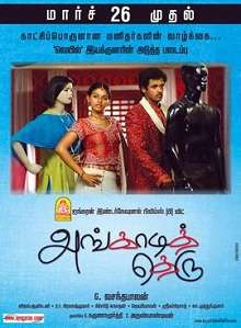 Angadi Theru Mp3 Songs