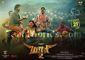 Maari 2 Tamil Mp3 Songs Download By Dhanush