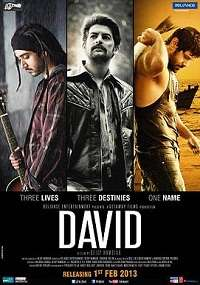 David 2013 Tamil Movie Songs