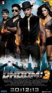 Dhoom 3 2013 Tamil Movie Songs