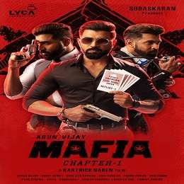 Mafia Tamil Movie Poster and Songs